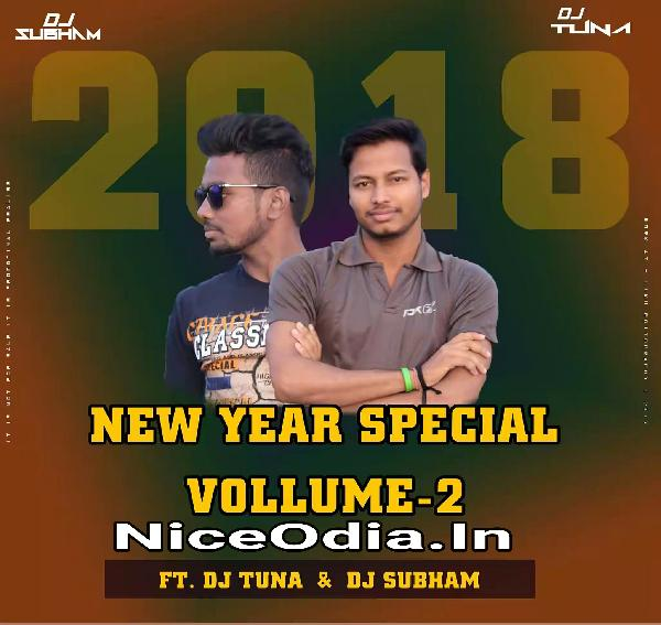 New Year Special Mix Vollume-2(2018) -Dj Tuna Nd DJ Subham