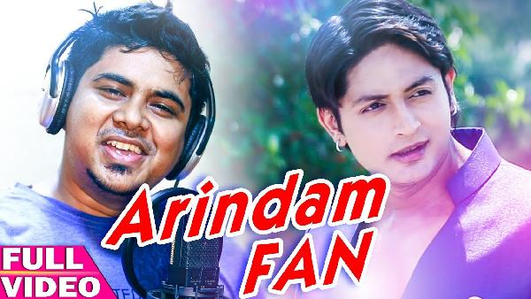 Arindam Fan Song - Love You Hamesha (Tariq Aziz)